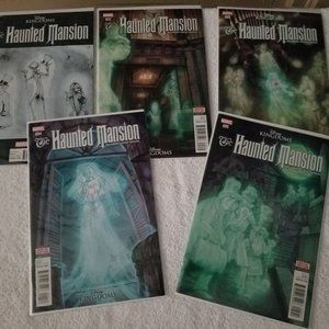 Kingdoms The Haunted Mansion 5 lot